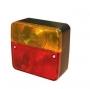 Aanhangwagen achterlicht vierkant 110 X 110