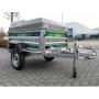 Daxara bagagewagen XA 158 met deksel