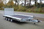 V: Machinetransporter 400x180 3500kg 3x as 1350kg